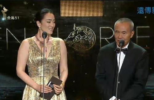 """巩俐方否认与陈冲有心结 斥金马奖有""""阴谋""""资讯生活"""